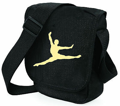 Shoulder Bag Male Dancer Xmas Gift