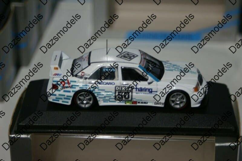 Minichamps Mercedes 190e EVO 2 DTM Bernhard 1 43 13150