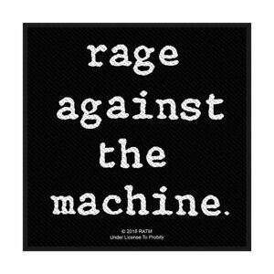 Rage-Against-The-Machine-Ratm-Tisse-Patch-a-Coudre-Officiel-Licence-Bande-March