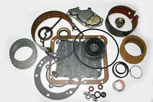Ford C4 73-up 2x4 Master Rebuild Kit C-4 Automatic Transmission Overhaul Mercury