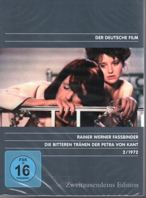 Die bitteren Tränen der Petra von Kant  DVD Neu eingeschweißt FSK16
