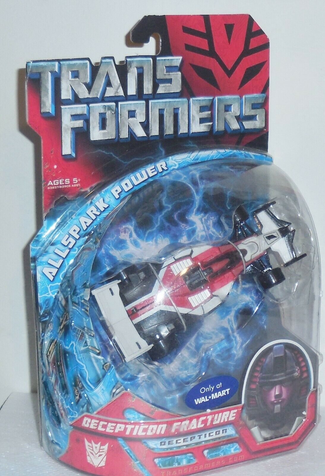 Transformers Film Fracture Mosc Nuovo Deluxe Mirage Auto Indy