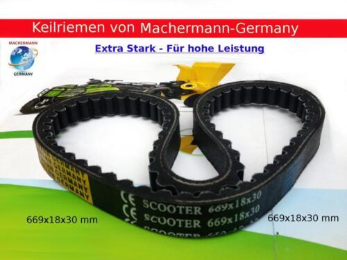 Auto & Motorrad: Teile Antriebsstrang & Getriebe Nr.1 Keilriemen ...