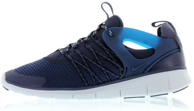 Nike Free Viritous Uomo Donna Unisex Adulti Scarpe Da Da Da Ginnastica Scarpe Da Corsa-Blu Navy 751195