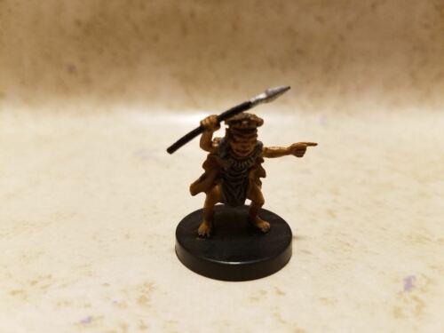 C Goblin Adept #34 Deathknell D/&D Miniatures