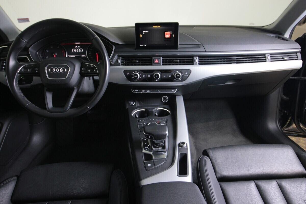 Audi A4 TDi 218 Sport Avant S-tr. Van