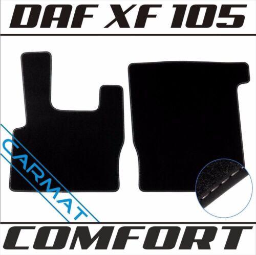 DAF XF 105 Bj.2005-2013 Fussmatten Autoteppiche COMFORT