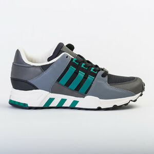 outlet store sale e7d03 84a38 Details about ADIDAS EQT MEN'S EQUIPMENT RUNNING SUPPORT 3M REFLECTIVE  S32144 GREY/GREEN TRAIN