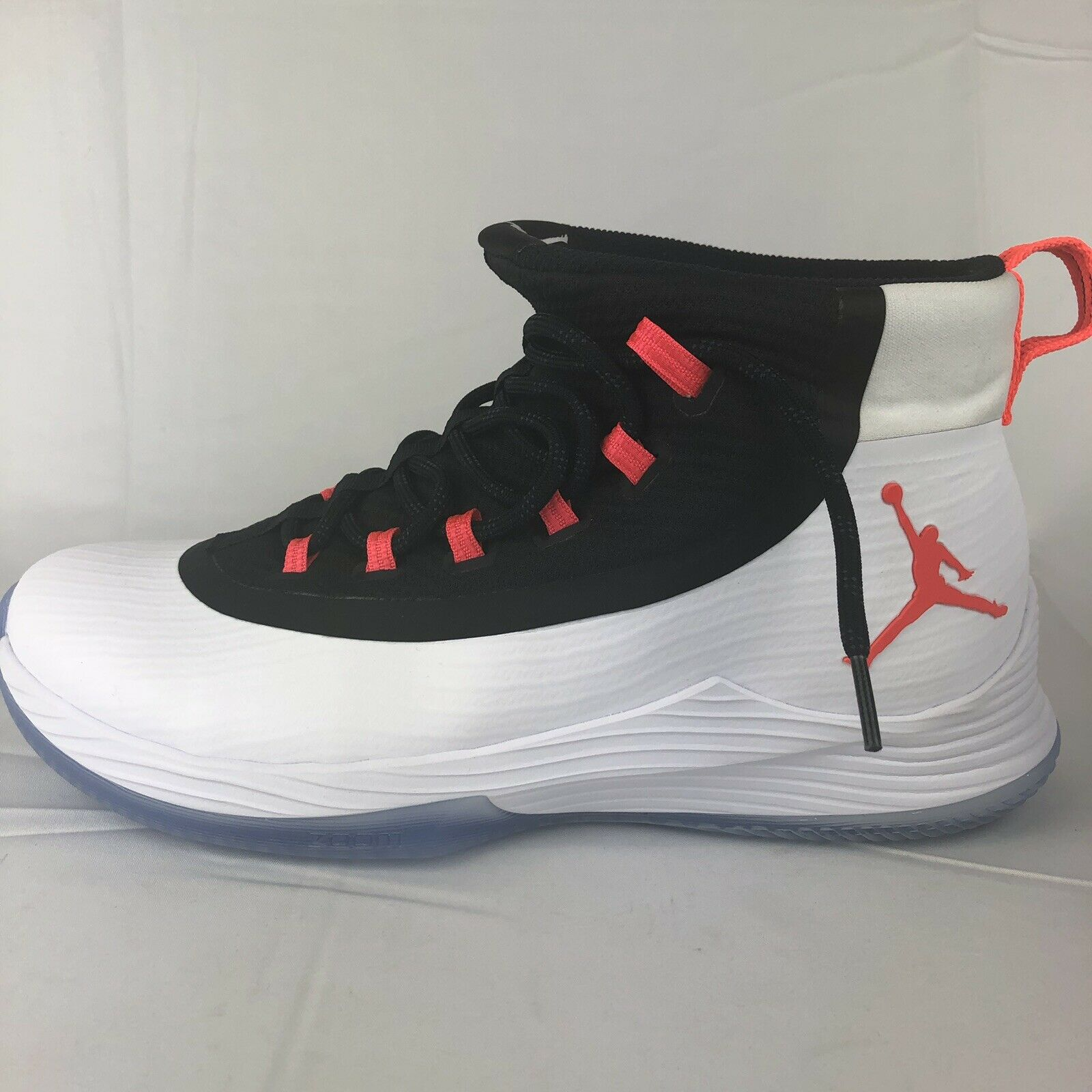 new style ddda8 555ba Nike Air Air Air Jordan Ultra Fly 2 Infrared Basketball shoes 897998-123  Men s 10.5