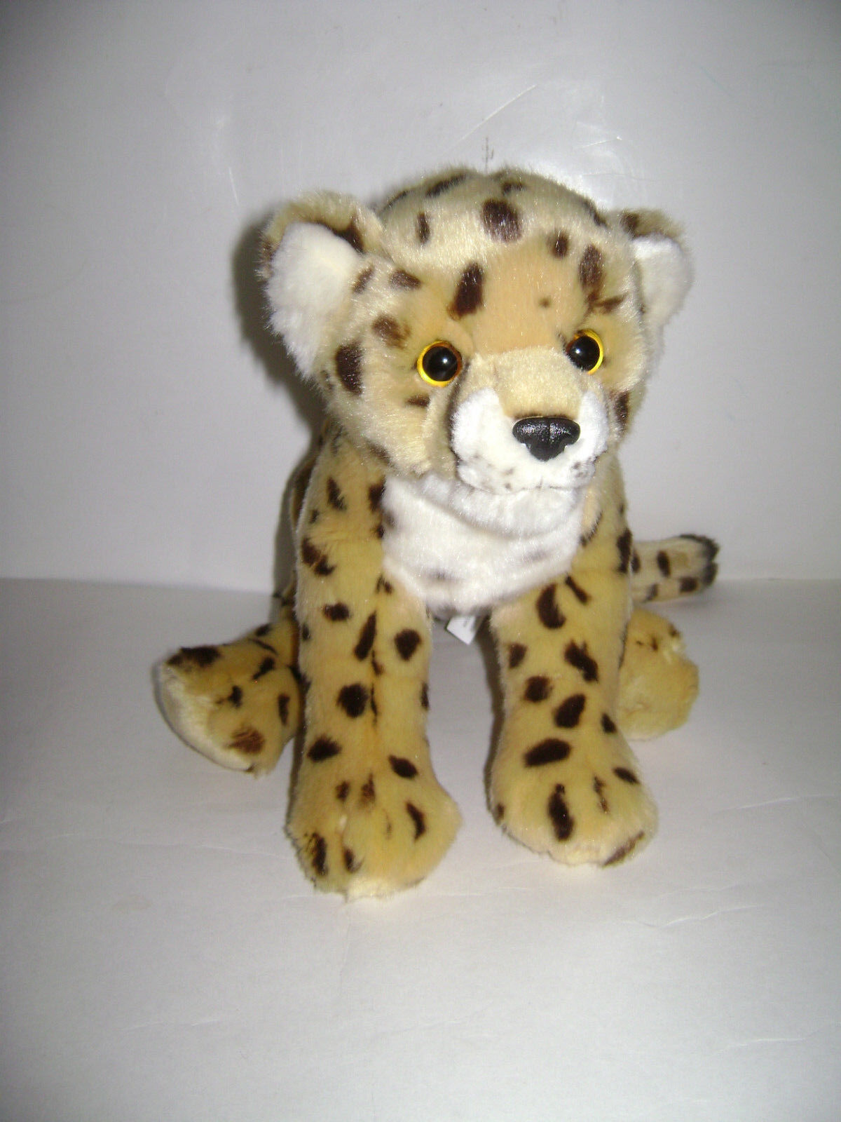 Webkinz Signature CHEETAH CAT WKS1007 by GANZ PLUSH STUFFED