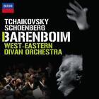 Tschaikowski,Schönberg von Daniel Barenboim,West-Eastern Divan Orchestra (2011)