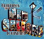 Greetings from New Orleans [Digipak] by Various Artists (CD, Apr-2012, Louisiana Red Hot Records)