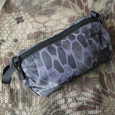EDC Lederscheide Lagerung Taille Tasche Gürtel Organizer Lampetasche Camping