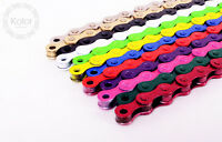 Ants Gt07 9 Colors Bike Chain Fixed Gear Track Bmx Single Speed 1/8 Chains