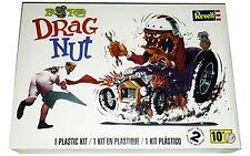 Revell Monogram Ed Roth Drag Nut Rod and Monster W/ Rat Fink  Model Kit 1/25