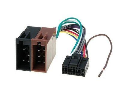 Kenwood ISO autoradio adaptador kdc-w6041u kdc-w5541u kdc-w5041ua kdc-w4041w