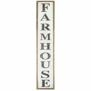 Details About Farmhouse Kitchen Sign Rustic Decor Vertical Eat Large Wall Art 48 H