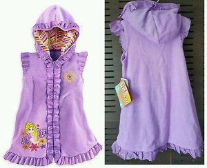 4eadb0bcda Image is loading Disney-Store-Princess-Tangled-Rapunzel-Swimsuit-Hooded -Cover-