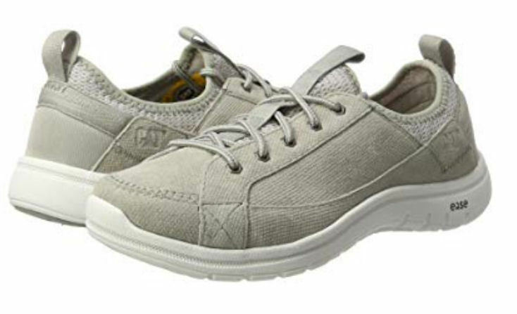 Caterpillar Femme Swain Low-top Baskets, Gris (FEMME COLOMBE), 3 uk 36 UE