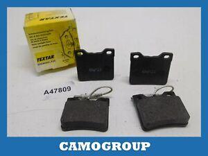 Pills Rear Brake Pads Pad Textar PEUGEOT 406 425081