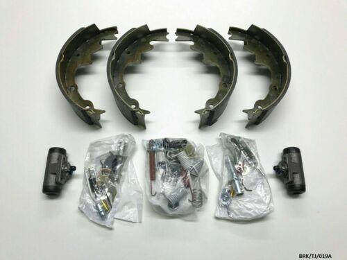"Hinten Bremsen Reparatursatz M Jeep Cherokee XJ 1990-2000 Trommel 9/"" BRK//XJ//017A"