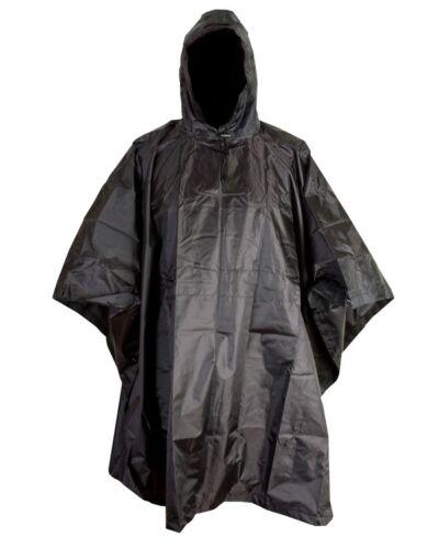 High Quality Waterproof  US Ripstop Nylon Military Style Poncho Army Basha