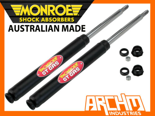 HOLDEN APOLLO 87-92 FRONT MONROE GT GAS SHOCK ABSORBERS//INSERTS//STRUTS