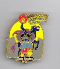 Disney Haloween Headless Horseman w/ Pumpkin After Stitch as Mickey Mouse Pin