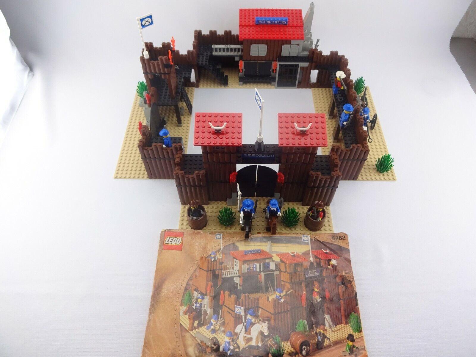 LEGO® Western 6762 Fort LEGGoldtO