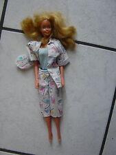 Muñeca barbie -- 70-él años muñeca. cara tan bonita-con ropa (34) Hong Kong