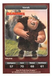 Card-Carrefour-Dreamworks-Dragons-Varek-special-No-139