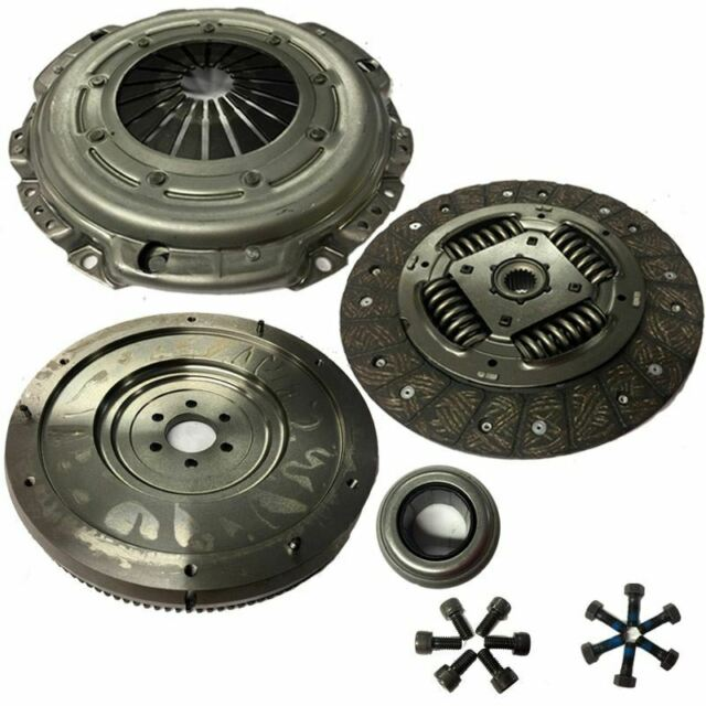 FLYWHEEL AND CLUTCH KIT WITH ALL BOLTS FITS CITROEN C4 ...