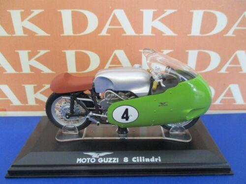 Die cast 1//24 Modellino Moto Guzzi 8 Cilindri Corsa N4 by Starline