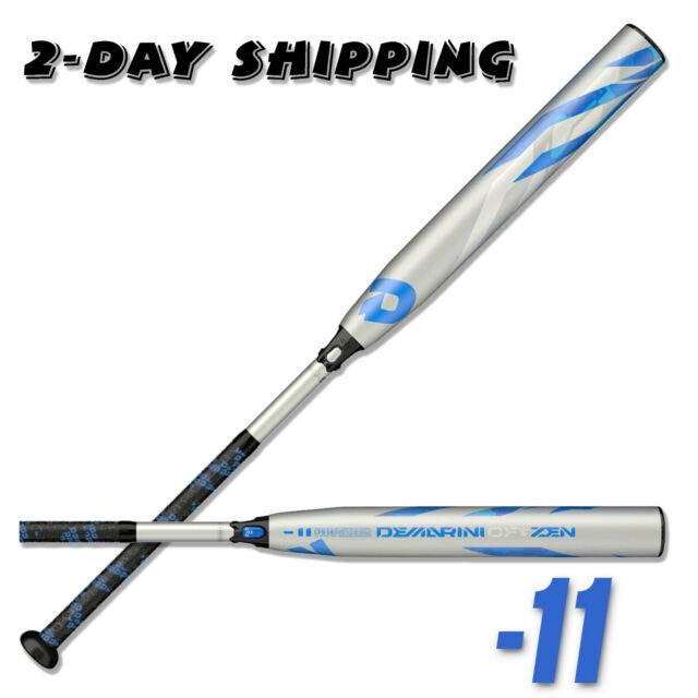 2019 DeMarini CF Zen -11 Fast Pitch Softball Bat 28/17 Oz
