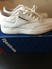 Reebok CL Ace Classic White Leather