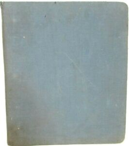 1950-1954-Jaguar-Mark-VII-Spare-Parts-Book-List-Manual-Catalog-Amended-List-2