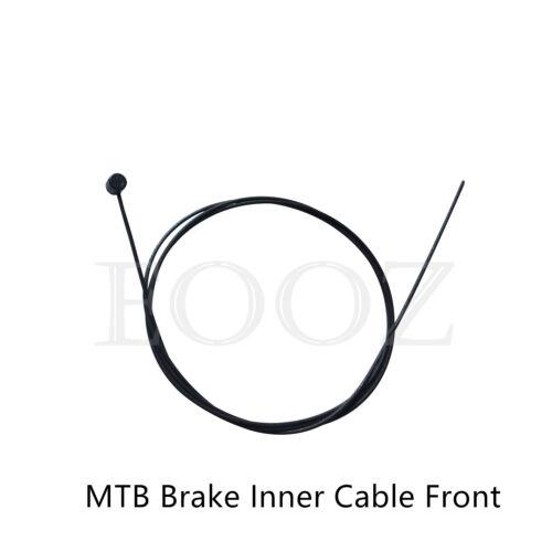 4pcs Teflon Inner Cable Bike Front Rear Brake Wire Sets 1100//1550//1700//2100mm