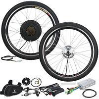 26 Electric Bicycle E Bike Conversion Kit 250w 1000w Front Rear Wheel Hub Cycle