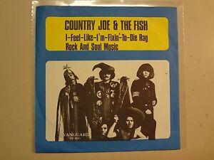 country joe fixin to die