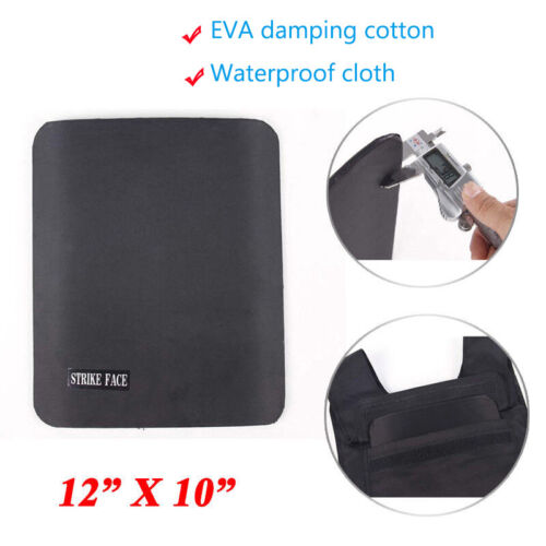2.3mm Bulletproof Plate Body Police Armour Stab Proof Thick Steel Plate Safety