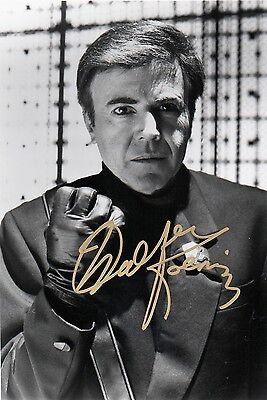 Celebrities Autographs Official Website Walter Koenig In Star Trek & Babylon 5 8x10 Autographed