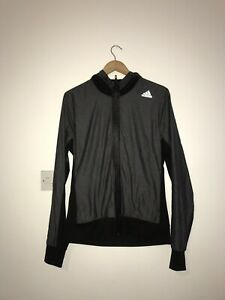 Tracksuits & Sets Men's Clothing Adidas Black And Grey Jacket Size L To Clear Out Annoyance And Quench Thirst