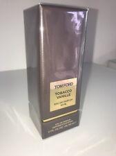 Tom Ford Tobacco Vanille Eau de Parfum 1.7 oz / 50 ml SEALED in BOX