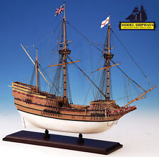 Model Shipways MS2020 Mayflower Wood/Metal Ship Kit - Sale 35% + Free Shipping