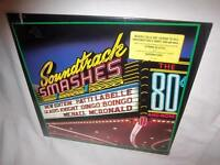 Soundtrack Smashes 80's & More-oingo Boingo/b.b. King/glenn Frey...new Sealed Lp