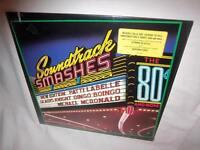 Soundtrack Smashes 80's & More-oingo Boingo/b.b. King/glenn Frey...new Sealed Lp