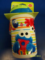 Sesame Street Beginnings Baby Gift 1st Birthday Party Favor Sport Sipper Cup