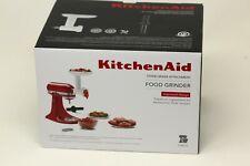 KitchenAid KSMFGA Food Grinder Attachment - White