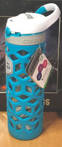 environ 566.98 g Ashland verre Autospout bouteille d/'eau Leak Proof bisphenol A A8 gratuit Nouveau Contigo 20 oz