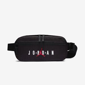 8d25d09352ff70 Nike Air Jordan Jumpman Black Red Crossbody Fanny Pack Waist Bag AJ ...